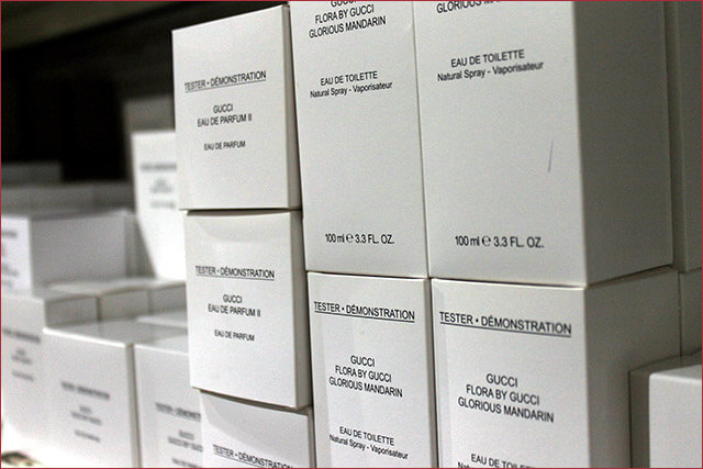 Perfumes Testers al Mayor